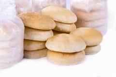 Arabic bread Royalty Free Stock Image