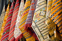 Arabic Carpets Royalty Free Stock Photography