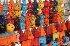 Arabic ceramaic Royalty Free Stock Photography