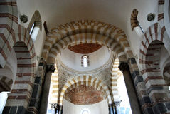 Arabic church - Messina Royalty Free Stock Images