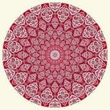 Arabic circular pattern Royalty Free Stock Image