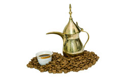 Arabic Coffee royalty free stock image