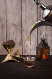 Arabic Coffee royalty free stock photography