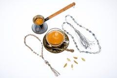 Arabic coffee in studio Stock Photos
