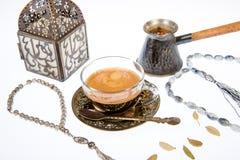 Arabic coffee in studio Stock Photo