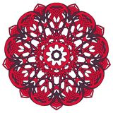 Arabic Colorful Mandala. Ethnic tribal ornaments. Colorful Mandala. Ethnic tribal ornaments. Geometric and floral motifs Stock Photo