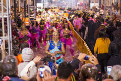 Arabic dancing Royalty Free Stock Images