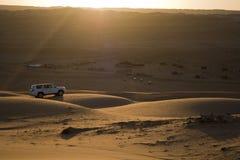 The Arabic Desert Stock Image