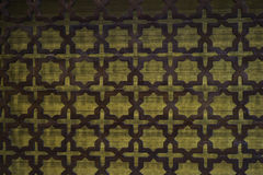 Arabic design background texture. Made from wood carving Royalty Free Stock Images