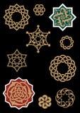 Arabic Design Elements Stock Photo