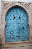 Arabic door Royalty Free Stock Photos