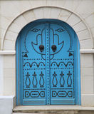Arabic door Royalty Free Stock Images