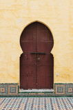 Arabic door Stock Photo
