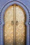 Arabic doors Royalty Free Stock Images