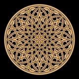 Arabic Floral Ornament. Traditional Islamic Design. Mosque decoration element Stock Photos