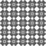 Arabic floral pattern Royalty Free Stock Photos