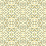 Arabic floral pattern Stock Photos
