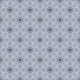 Arabic floral pattern Stock Photos