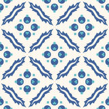 Arabic Floral Seamless Pattern. Traditional Arabic Islamic Background. Stock Photo