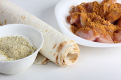 Arabic food Stock Images