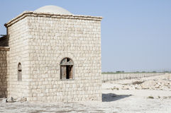 Arabic Fort Guard Room Royalty Free Stock Photography