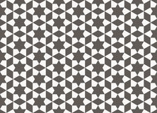 Arabic geometry seamless background with islam pattern Royalty Free Stock Photos