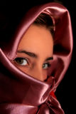Arabic girl Royalty Free Stock Photo