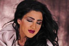 Arabic Girl stock photo
