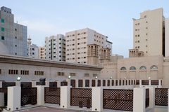 Arabic heritage architecture Stock Photography