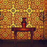 Arabic home interior Stock Photo