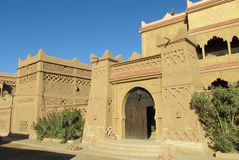 Arabic house arcitecture Stock Photography
