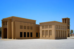Arabic House Royalty Free Stock Image