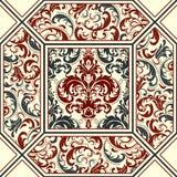 Arabic, islamic, indian, turkish ornament. Geometric doodle seamless texture. Vintage background. Vector illustration. Stock Photo
