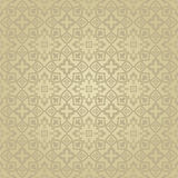 Arabic, islamic, indian, turkish ornament. Geometric doodle seamless texture. Vintage background. Vector illustration. Royalty Free Stock Image
