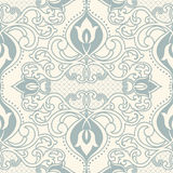 Arabic, islamic, indian, turkish ornament. Geometric doodle seamless texture. Vintage background. Vector illustration. Stock Photos