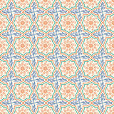 Arabic or Islamic ornaments pattern. Stock Photos