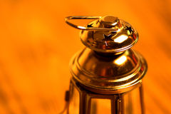 Arabic lamp detail Royalty Free Stock Image