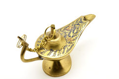 Arabic lamp Royalty Free Stock Photography