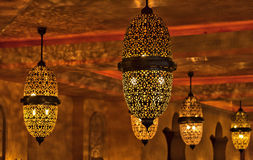 Arabic lights Stock Photo