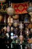 Arabic Moroccan Lanterns Royalty Free Stock Images
