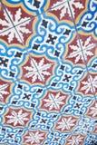 Arabic mosaic Royalty Free Stock Image