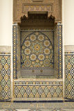 Arabic Mosaic decorations Stock Photography