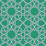 Arabic mosaic Royalty Free Stock Images