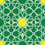 Arabic mosaic_5 Stock Photo