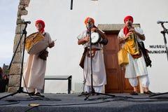 Arabic music band Stock Photos