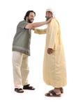 Arabic Muslim businessman person stock image