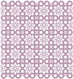 Arabic ornament. Background with seamless pattern in Arabian style Stock Photos