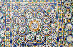 Arabic ornament decoration Stock Images