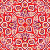 Arabic ornament. floral geometric oriental pattern Royalty Free Stock Photos