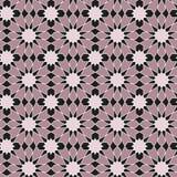 Arabic ornament seamless pattern. Arabic classic ornament pattern, vector seamless background Royalty Free Stock Photography